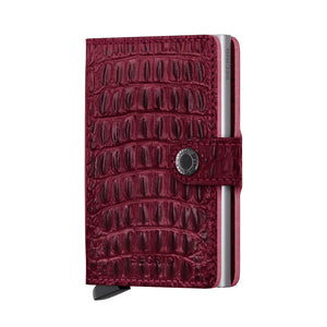Secrid - Nile-Red Miniwallet