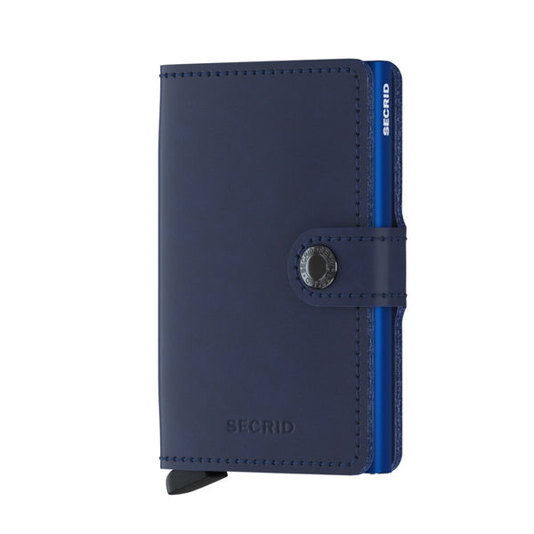 Secrid - Original Navy-Blue Miniwallet