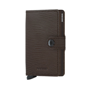 Secrid - Rango Brown-Brown Miniwallet
