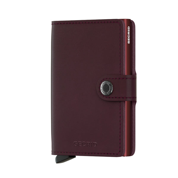 Secrid - Original Bordeaux Miniwallet