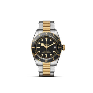 Tudor Black Bay S & G