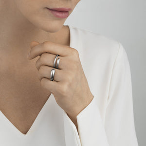 Georg Jensen - Mercy Double Ring