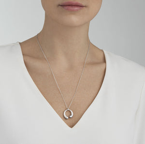 Georg Jensen - Medium Mercy Pendant
