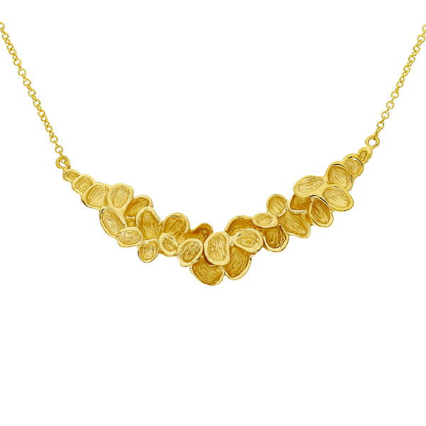 London Road - Falling Leaves Necklace