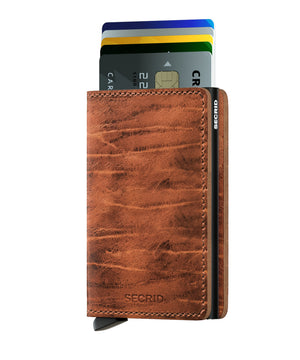 Secrid - Dutch-Martin Whiskey Slimwallet
