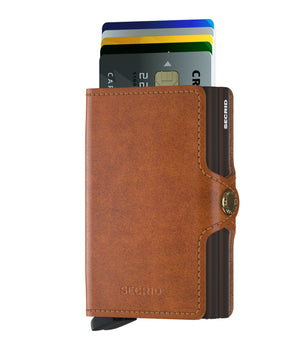 Secrid - Original Cognac-Brown Twinwallet