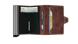 Secrid - Vintage Brown Twinwallet
