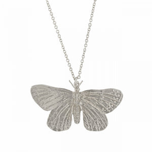 Alex Monroe Duke of Burgundy Butterfly Necklace