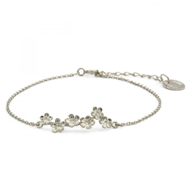 Alex Monroe - Forget Me Not Bracelet