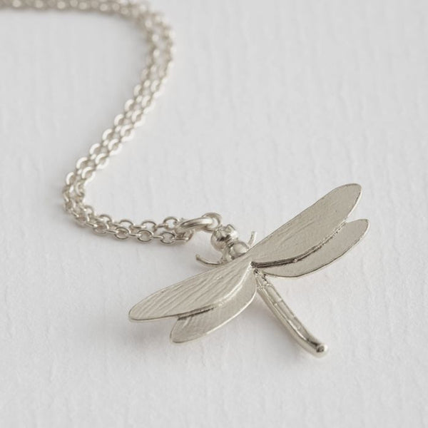 Alex Monroe - Dragonfly Necklace