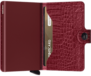 Secrid - Nile-Ruby Miniwallet