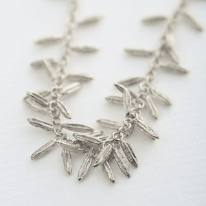 Alex Monroe - Fennel 'Kissing Seed' Necklace