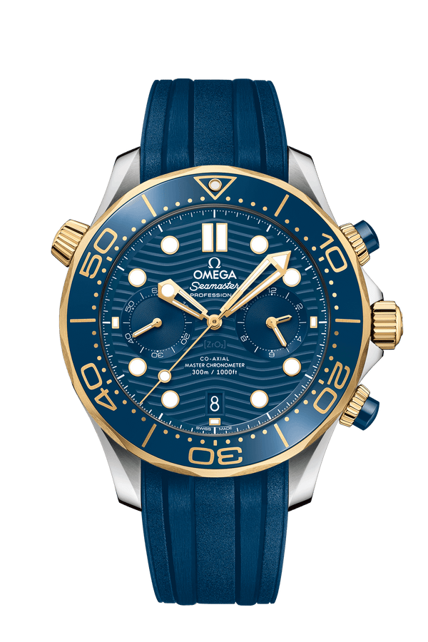 Omega - Seamaster Diver Chronograph 300m