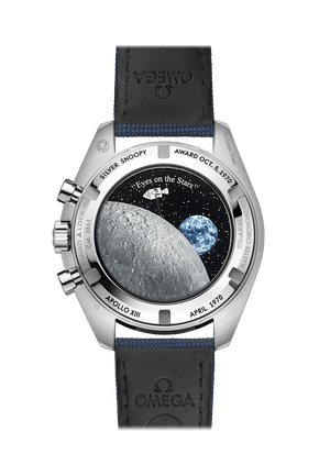 "Omega - Moonwatch Anniversary Series ""Silver Snoopy Award"""