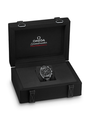 Omega - **New** Speedmaster Moonwatch Professional on Leather