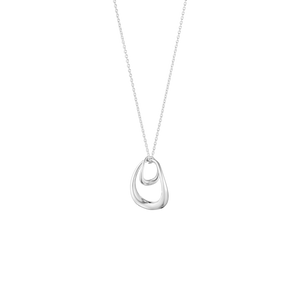 Georg Jensen - Large Silver Offspring Necklace