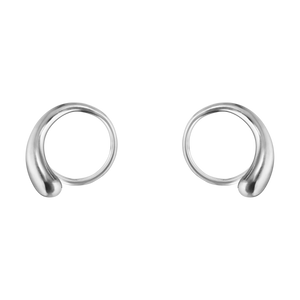 Georg Jensen - Mercy Swirl Spiral Earrings
