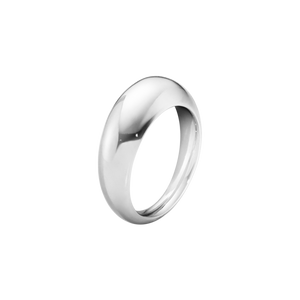 Georg Jensen - Curve Sculptural Slim Ring
