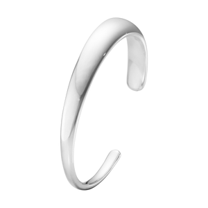 Georg Jensen - Curve Sculptural Small Bangle