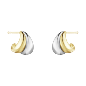 Georg Jensen - Curve Sculptural Earrings