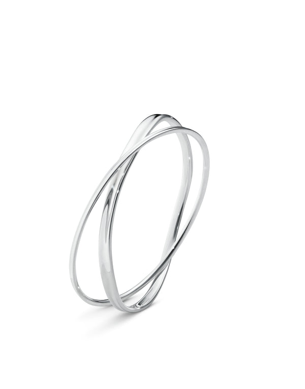 Georg Jensen Marcia Double Bangle