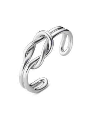 Georg Jensen - Double Love Knot Bangle