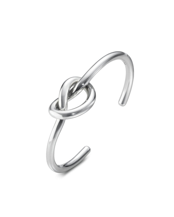 Georg Jensen - Love Knot Bangle