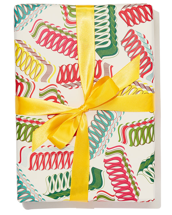 Ribbon Candy Wrap