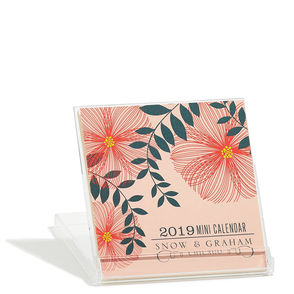 The Hibiscus Calendar Gift