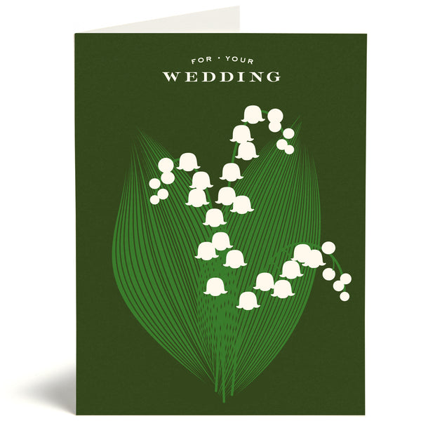 Wedding Lily of the Valley