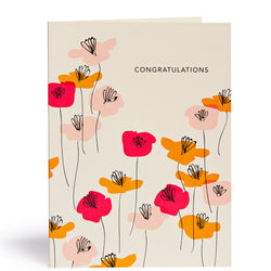 Congratulations Poppies