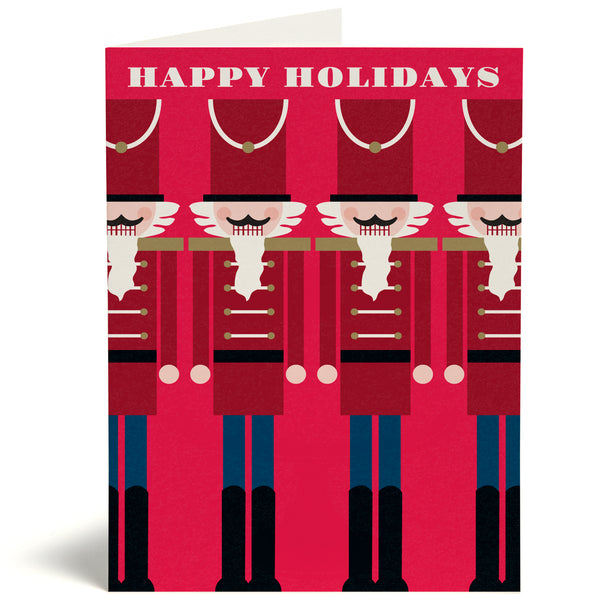 Nutcrackers Card