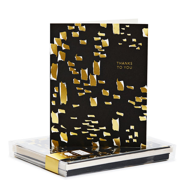 Wild Gold Foil Noteset