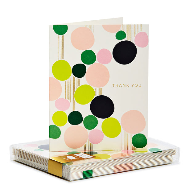 Stones Gold Foil Noteset