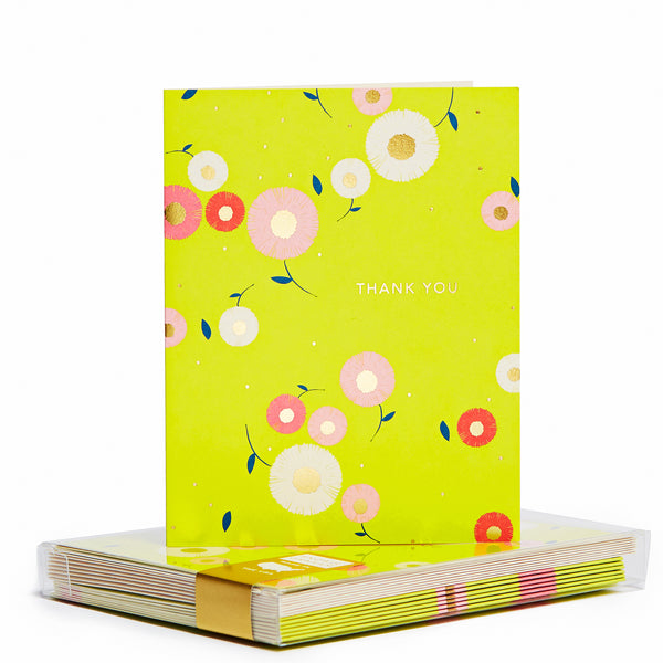 Astrid Gold Foil Noteset