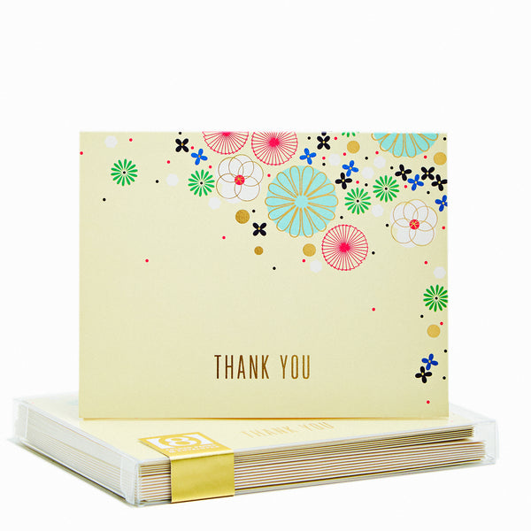 Yoshimi Gold Foil Noteset