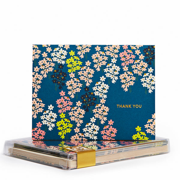 Bunches Gold Foil Noteset