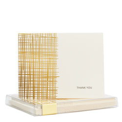 Hatch Gold Foil Noteset