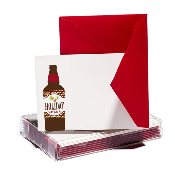 Holiday Beer Tiny Card