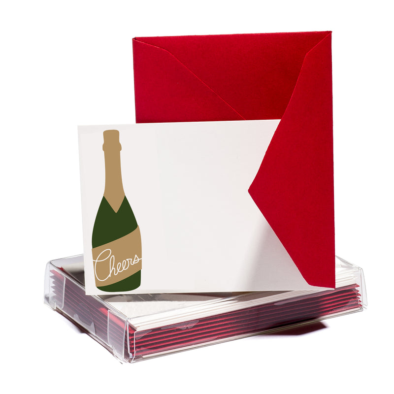 Champagne Tiny Card