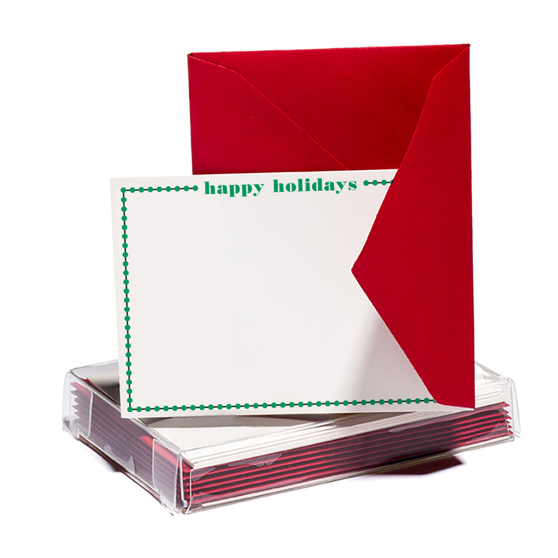 Happy Holidays Tiny Card