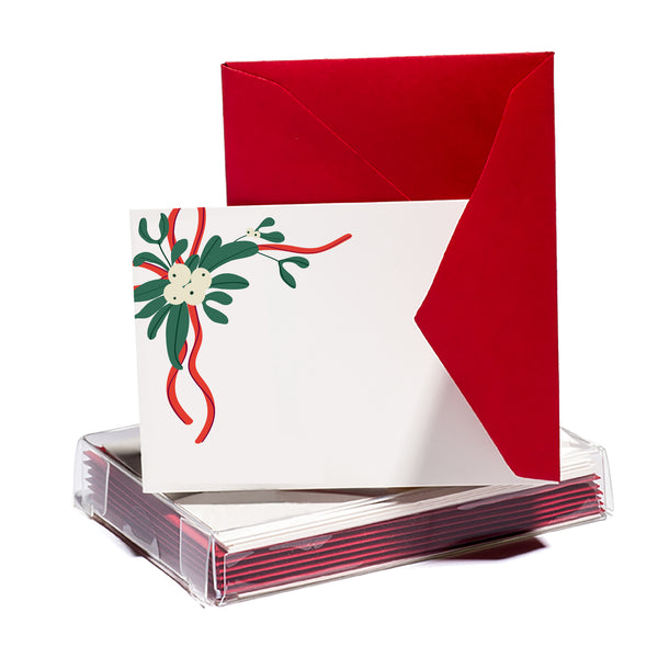 Mistletoe Tiny Card