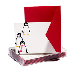 Penguins Tiny Card