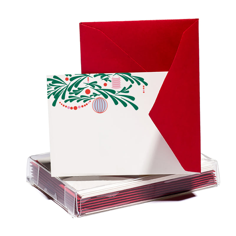 Ornate Tree Tiny Card
