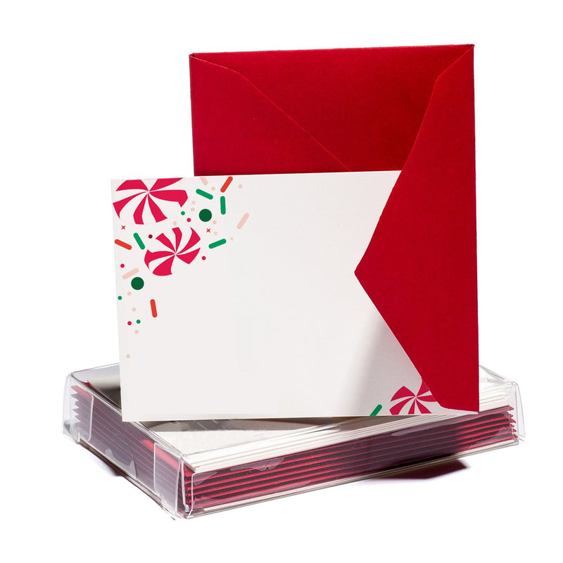 Holiday Sprinkles Tiny Card
