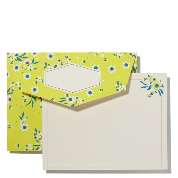 Florence Printed Envelope Set
