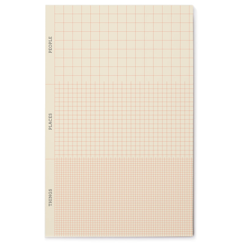 The Nouns Grid Pad