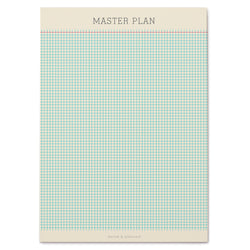 Masterplan notePAD