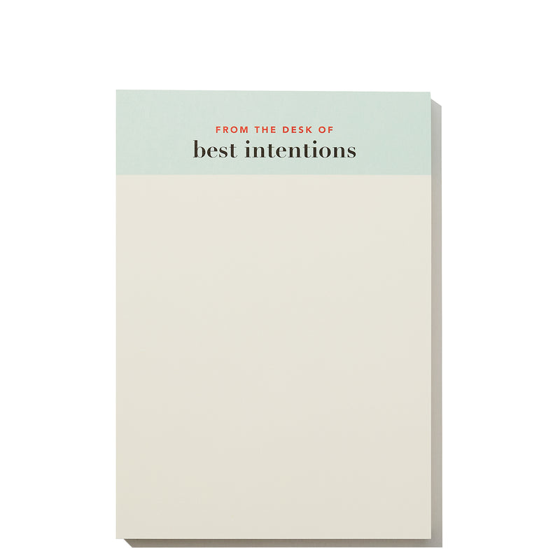 Best Intentions miniPAD