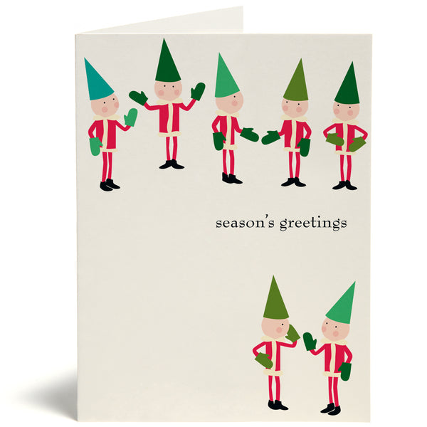 Elves Card